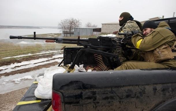 Сутки в АТО: в районе Дебальцево усилились обстрелы