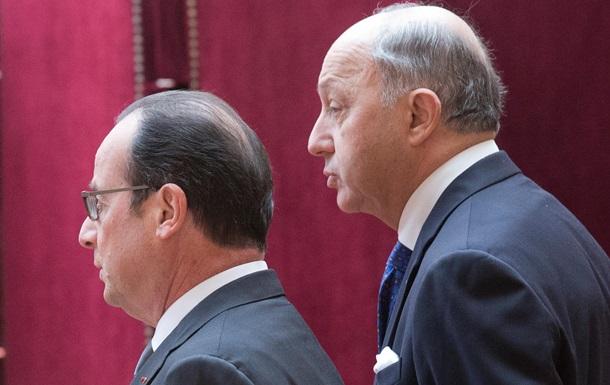 В Париже допустили предоставление специального статуса Донбассу