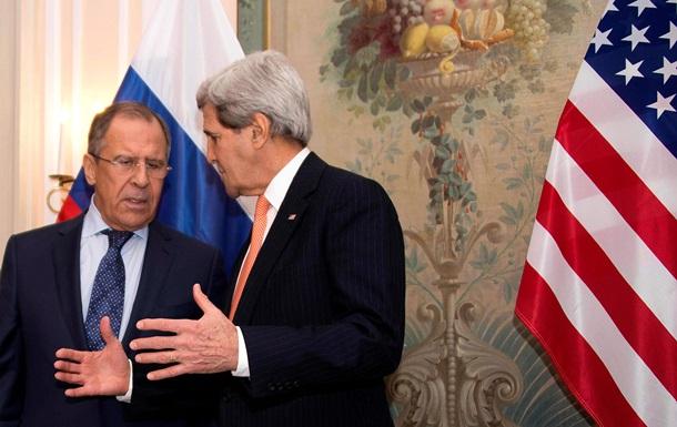 Лавров: Запад понимает, что обвинениями кризис в Украине не решить