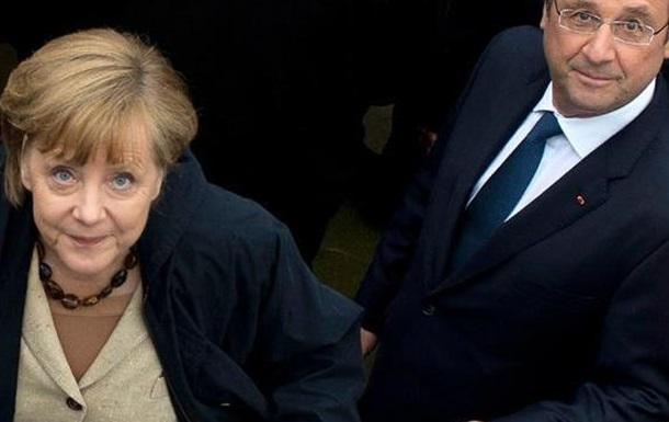 «Пони бегают по кругу и в уме круги считают». О гастролях Меркель и Олланда...