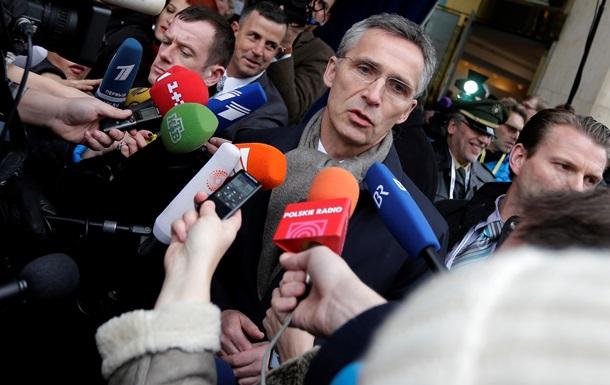 Генсек НАТО поддерживает усилия  нормандской четверки