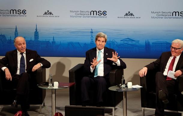 Над пропастью в Мюнхене: украинская дилемма Запада
