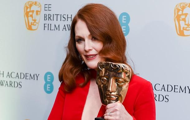 В Лондоне вручили премии BAFTA 2015