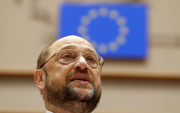 Глава Европарламента видит прогресс в урегулировании конфликта в Украине