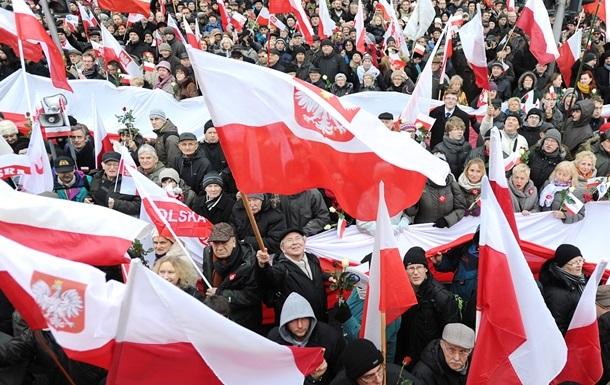 В 2014 году 60 тысяч украинцев получили  Карту поляка  - СМИ