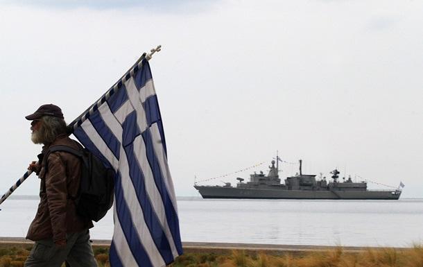 Греция не получит от Германии компенсаций на 162 млрд евро за оккупацию