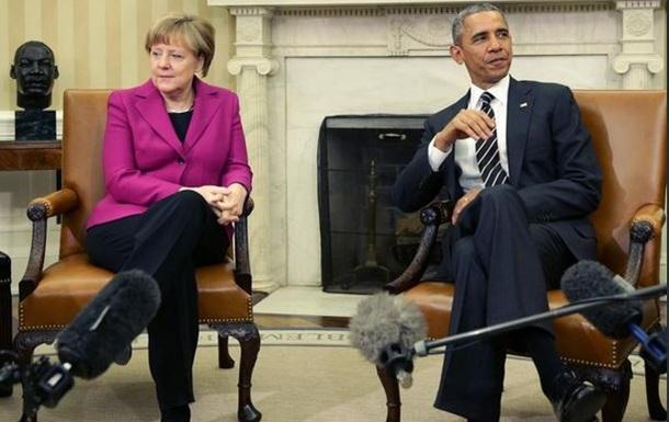 Обама: Запад не должен позволить РФ менять границы  под дулом пистолета