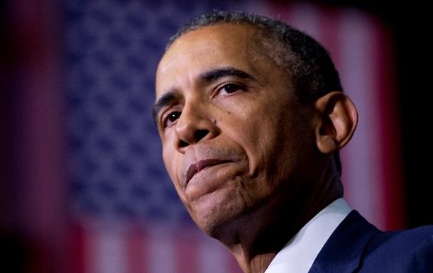 Обама не планирует ехать в Москву на День Победы