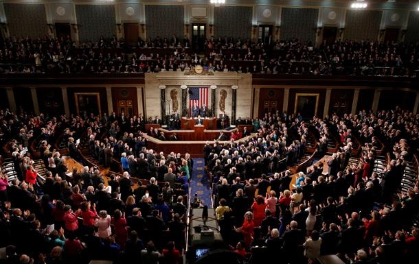В верхней палате Конгресса США создан Сенатский украинский Кокус
