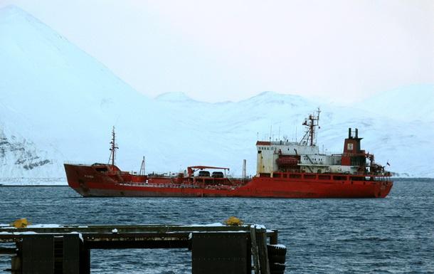 Российский танкер оштрафовали в порту Грузии за загрязнение моря