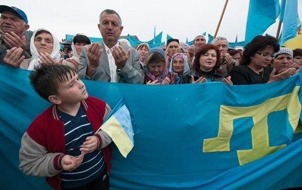 Представители Турции проверят в Крыму положение крымских татар
