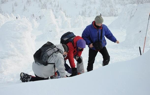 На Закарпатье объявили опасность схода лавин