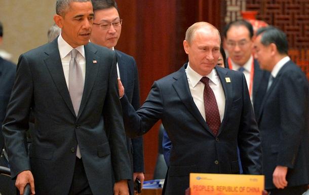 Обама в телефонном разговоре с Путиным не исключил введения новых санкций
