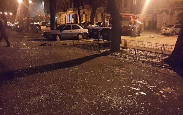 В одном из хостелов Одессы прогремел мощный взрыв