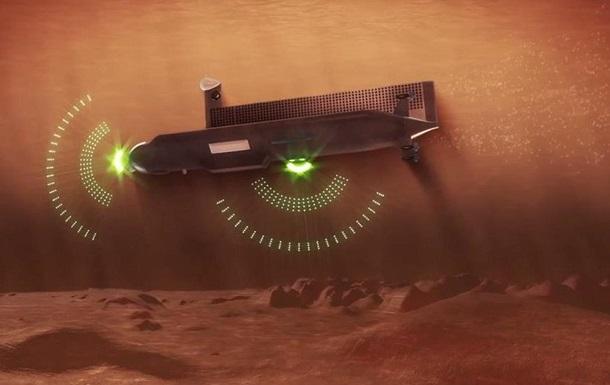 NASA показала проект атомной субмарины для исследования Титана
