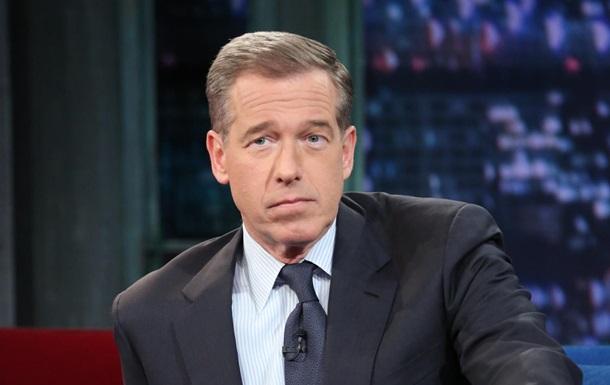 Скандал на американском телевидении привел к отстранению ведущего