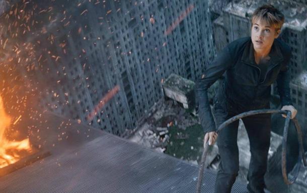Вышел новый трейлер к фильму Дивергент, глава 2: Инсургент с Кейт Уинслет