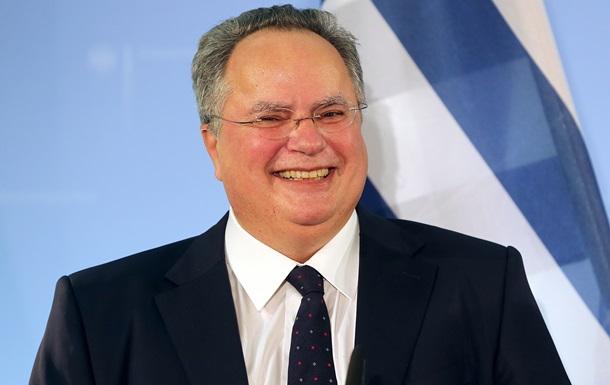 Глава МИД Греции: Афины могут стать мостом между ЕС и Россией
