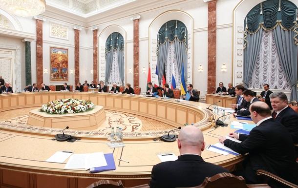 В Минске обсуждают детали итогового документа
