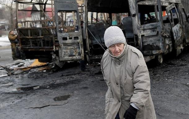Итоги 11 февраля: Новый обстрел Донецка,  нормандская  встреча по Донбассу