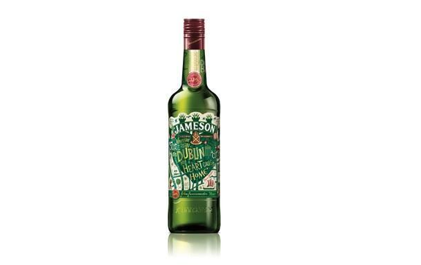 Jameson начинает празднование Дня святого Патрика выпуском новой лимитированной бутылки