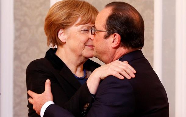Олланд: Соглашение по Украине стало облегчением для Европы