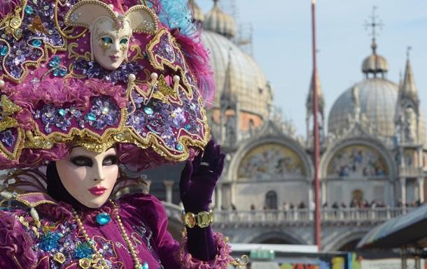 Венецианский карнавал  достиг своего апогея