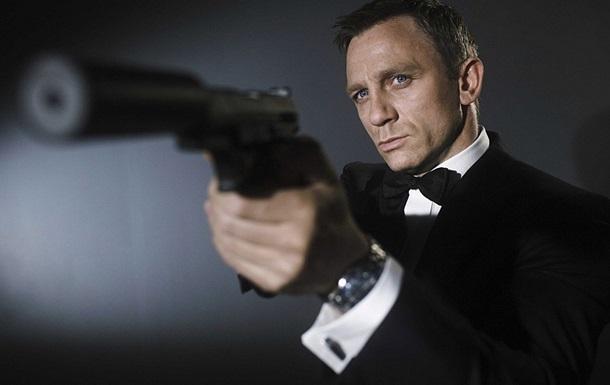 Появилось первое видео со съемок фильма об агенте 007