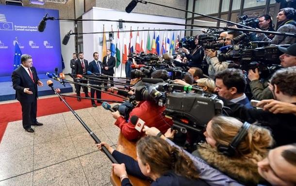 Порошенко: Если соглашения будут нарушаться, реакция Запада будет жесткой