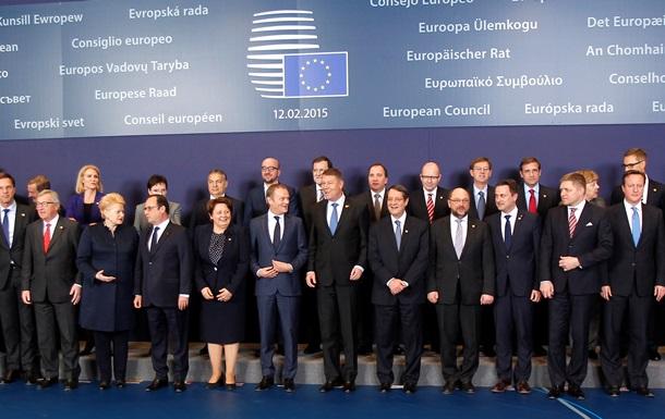 Переговорный марафон в Минске изменил повестку дня саммита ЕС