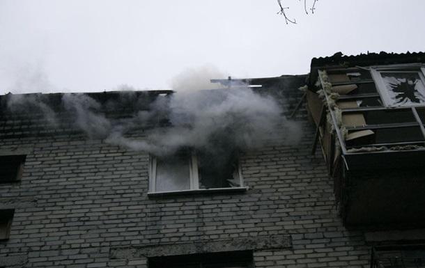 В Азове сообщают об обстреле Луганска из РСЗО