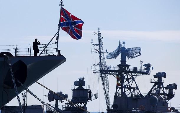 На Черноморском флоте начались учения