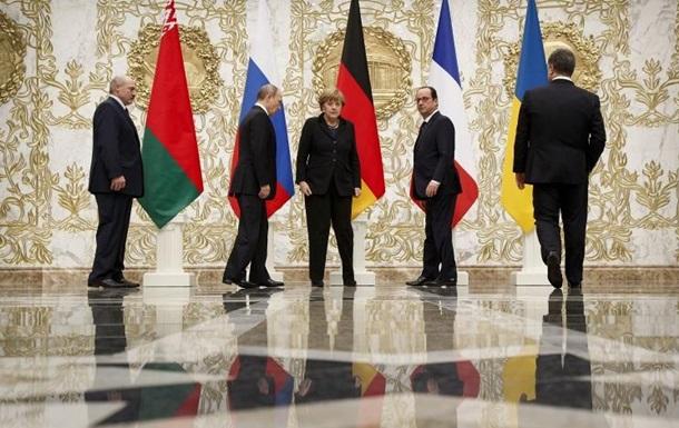 Пресса России: Кто выиграл от встречи в Минске