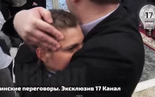 В Минске во Дворце Независимости охрана закрыла рот журналистке России 24