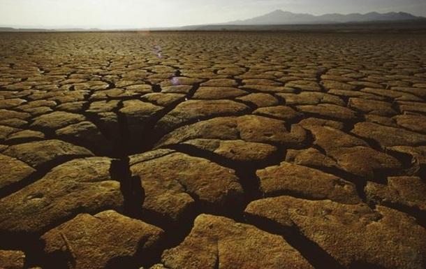 На США обрушится сильнейшая за тысячу лет засуха - климатологи