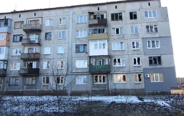 В украинском тылу обстрелян город Горняк