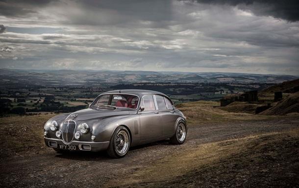 Ретроавтомобиль от дизайнера Jaguar выпустят ограниченной серией