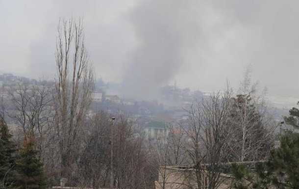 Широкино практически уничтожено, много раненых -  Азов