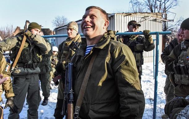 Захарченко подписал указ о прекращении огня