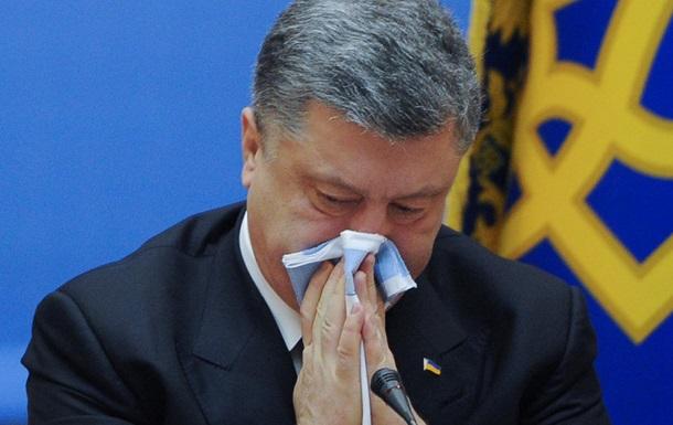 Порошенко пожал руку Путину и плакал о Краматорске. Видео недели