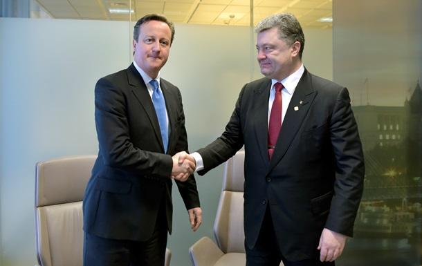 Великобритания намерена поддерживать Украину в Совбезе ООН