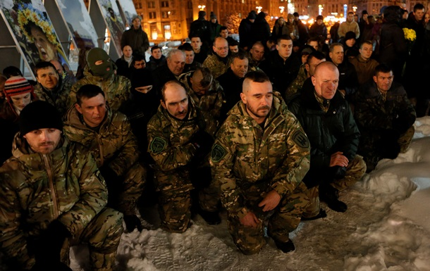 Колонну батальона  Донбасс  разбили под Саханкой