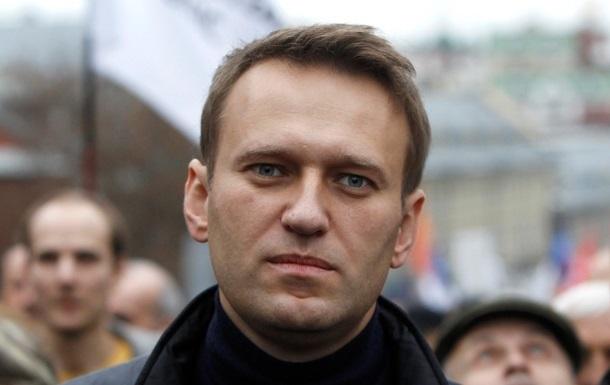 Навального освободили после задержания