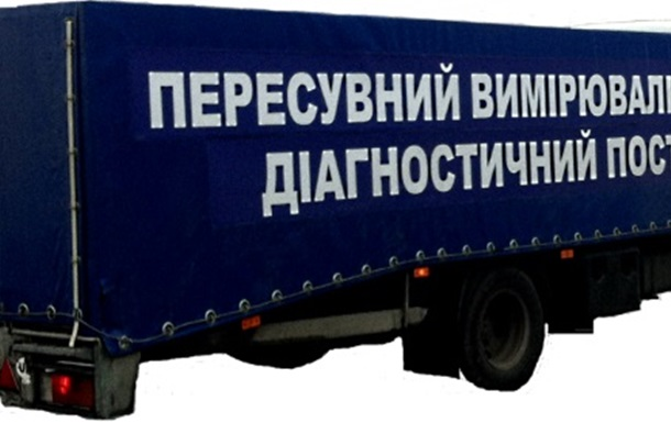 Обязательный Техосмотр 2015 на Украине