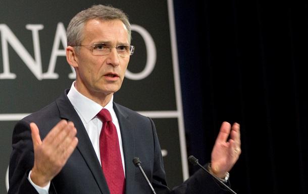 В НАТО говорят, что знают о военном присутствии РФ в Украине
