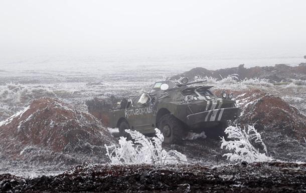 Наблюдатели ОБСЕ попытаются вновь попасть в Дебальцево