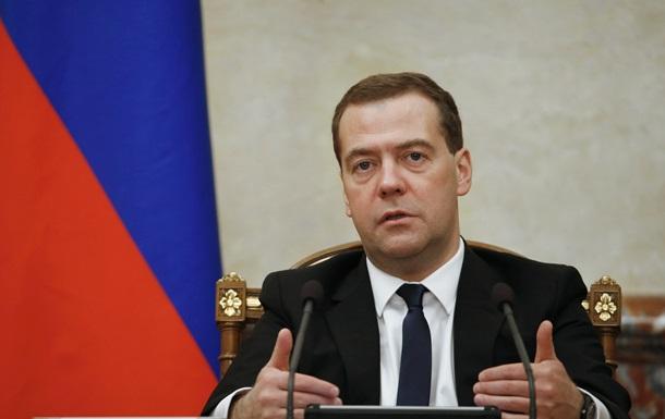 Россия заложит в бюджет нефть по $50 – Медведев