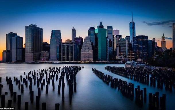 Британский оператор показал Нью-Йорк  с другой стороны