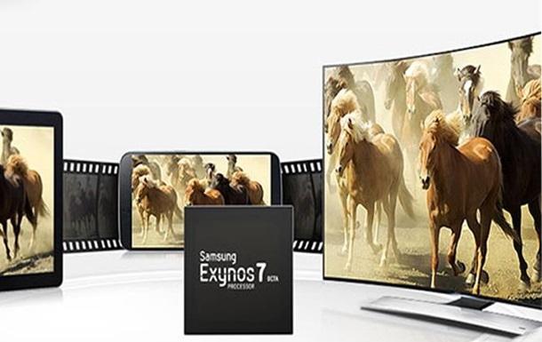 Samsung представил самый маленький массовый процессор в мире