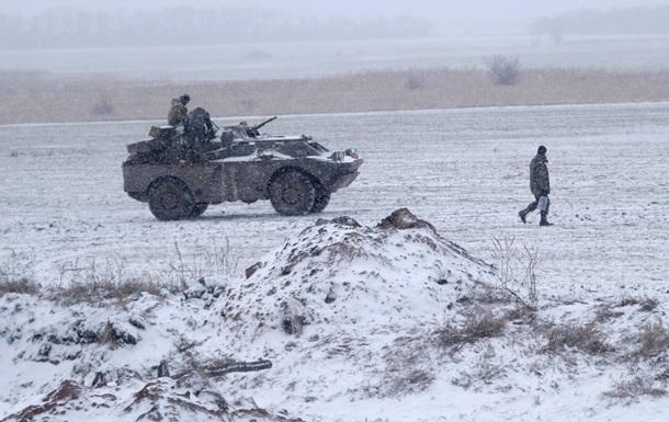 ОБСЕ призвала прекратить огонь в Дебальцево